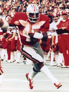 Archie Griffin is the only two time winner of the Heisman Trophy and the only player to start in four Rose Bowls.