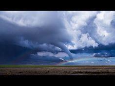 ALLPE Medio Ambiente Blog Medioambiente.org : Un tornado y un arco iris, juntos en Colorado