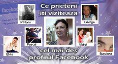 Afla care prieteni iti viziteaza des profilul Facebook - teste-funny.com