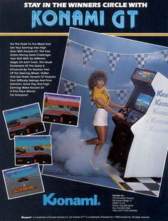 Konami GT (Arcade) (Konami)