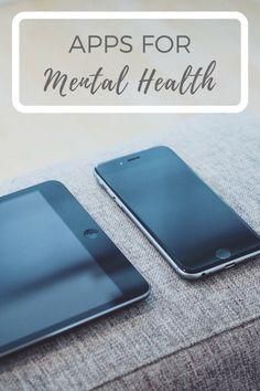 Best apps for mental health - 2016   #appsformentalhealth #mentalhealth