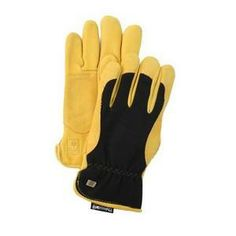 Gold Leaf Dry Touch Gloves - these gardening gloves from the garden accessories range are made from supple leather which has been specially water treated. http://www.harrodhorticultural.com/garden-accessories-tcid139.html
