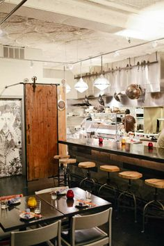 Fat Rice - Chicago - Bon Appetit Named #4 Best New Restaurants. It was delicioso!