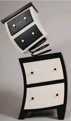 Illogical and Unusual Furniture