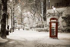 London Snow Christmas | london-snow