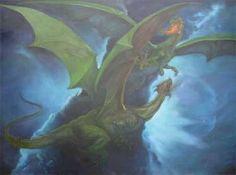 DRAGON FLY'S  by Liz Hilton