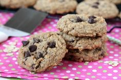 Freezer friendly, and super delicious, these lactation cookies are a breastfeeding mama's best friend.