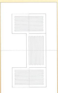 [2012] Origami arquitectonico!! pop up!!! + platillas [2012] - Taringa!