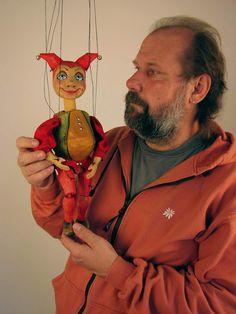 Krčál Václav | Marionettes shop