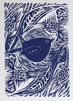 Cellophane Wrap, Printing Ink, Linocut Prints, Wren, Easy Crafts, The Past, Lino Cuts, The Originals, Purple