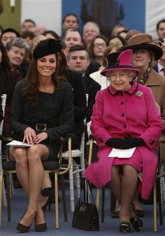 Kate & the Queen