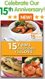 Celebrate Our Anniversary Recipe Books, Allrecipes, Love Food, Delish, Anniversary, Chicken, Cooking, Kitchen, Brewing