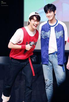 [11.09.16] COEX Fansign Event - MoonBin e EunWoo