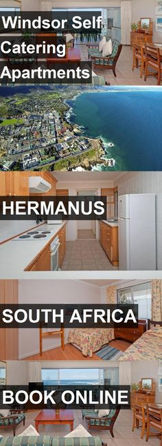 Hotel Windsor Self Catering Apartments in Hermanus, South Africa. For more information, photos, reviews and best prices please follow the link. #SouthAfrica #Hermanus #hotel #travel #vacation