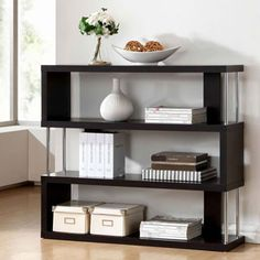 Shop for Baxton Studio Javier Modern Zig Zag Low Display Shelving. Get free shipping at Overstock.com - Your Online Furniture Outlet Store! Get 5% in rewards with Club O!