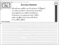 Cursive Handwriting Worksheet on handwriting sentences | writing ...