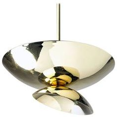 Desigual Polished Brass Pendant