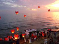 Manuale d'istuzione delle lanterne volanti - come far volare la mongolfiere di carta.