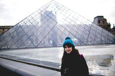 Melina Souza by Sharon Eve Smith <3  http://melinasouza.com/2016/11/15/ha-3-anos-em-paris/   #Paris #Sharonevesmith #MelinaSouza #Louvre