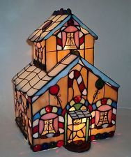 hard candy stained glass windows gingerbread house - Google Search