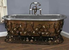 Steam punk tub
