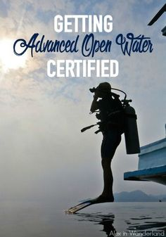 The Advanced Open Water course is the next step in the PADI learning ladder after the introductory Open Water course. Here's what to expect when going deeper. | Alex in Wanderland