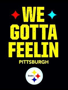 steelergalfan4life 🖤💛 - We Gotta Feelin We're Gonna Win The SB! 🏆