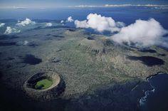 Volcanes en las Islas Galápagos, Ecuador. (28 Fotos Aéreas Que Te Harán Saltar De Tu Silla…)