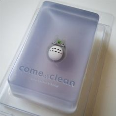 Come Clean Anime Collection Totoro TokiDoki Shy Bunny by ShopHeyDoYou on Etsy