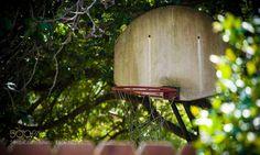 Backyard Court by Marvin3K