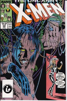 The Uncanny X-Men, issue #220