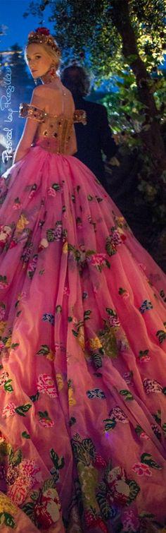 Regilla ⚜ Dolce & Gabbana, couture FW 2015/16