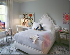 Things That Inspire: Childhood bedrooms