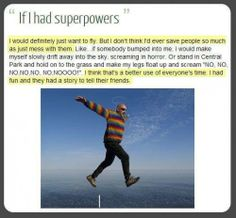 Best Use of Superpowers
