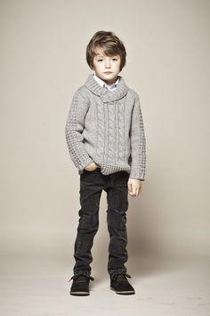 Colección Boys de IKKS. Otoño Invierno 2012 2013 para Niños