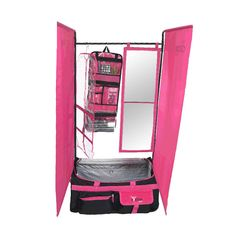 Dance Bag With Garment Rack Cool Pack 2 Rack Rolling Foldable Dance Bag  Dancing Dancers And Dance Decorating Design