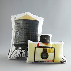 Handmade in Brooklyn: Pillows from In The Seam