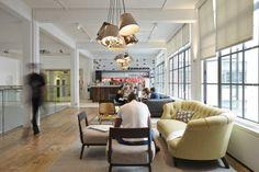 ASOS Global HeadquartersLondonMoreySmith 7 Офис компании Asos в Лондоне
