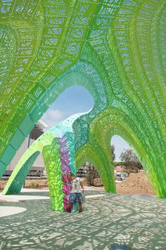 Image 11 of 21. © MARC FORNES & THEVERYMANY