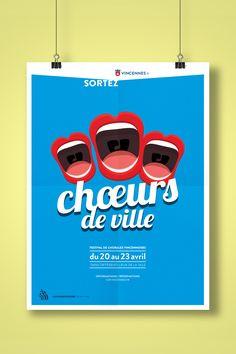 Consultez mon projet @Behance: \u201cVille de Vincennes\u201d https://www.behance.net/gallery/50626635/Ville-de-Vincennes