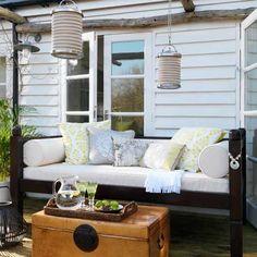 Garten Terrasse Wohnideen Möbel Dekoration Decoration Living Idea Interiors  Home Garden   Ruhe Im Freien Unterhaltsamen
