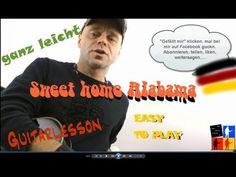 Mein ausführliches Einführungsvideo für Anfänger an der Gitarre, alles langsam…