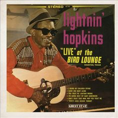 Lightinin' Hopkins Live at The Bird Lounge – Knick Knack Records