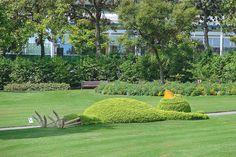Le jardin des plantes (Le Voyage, Nantes)   Flickr -