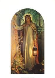 Giclee Print: Light of the World by William Holman Hunt : Light Of The World, Major Arcana, Find Art, Framed Artwork, Spirituality, Art Prints, Cards, Poster, Painting