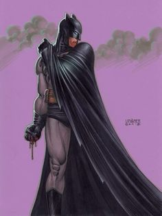 Batman by Joseph Michael Linsner