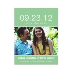 photo save the dates #wedding