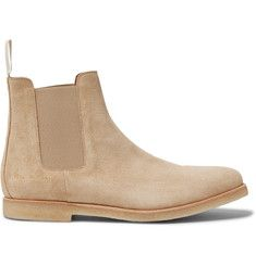 Common ProjectsSuede Chelsea Boots