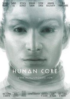 Human Core (2012) España. Dir: Iker Iturria e Manfre. Curtametraxes. Ciencia ficción - DVD CINE 2259-I