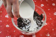 Csokoládé ganache: egyetlen recept, amivel sokféle desszertet elkészíthetsz